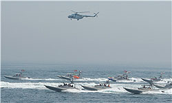Photo of IRGC Starts 3-day Wargames in Persian Gulf