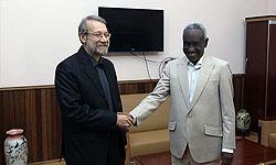 Photo of Speaker Stresses Iran, Sudan's Close Stance on Regional Issues