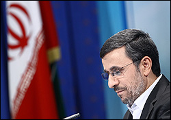 Ahmadinejad calls fomenting Shiite, Sunni discord 'an act of Devil'