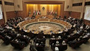 Photo of Arab foreign ministers at emergency meeting to discuss Syria crisis