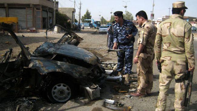 Car bomb kills 17, wounds 47 Shia pilgrims in Iraq