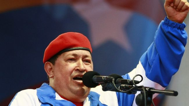 Photo of Chavez has overcome respiratory infection, communications minister says