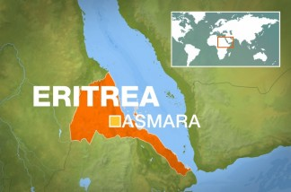 Eritrea troops lay siege to ministry