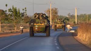 France Sends Troops To Secure Niger Uranium Mines