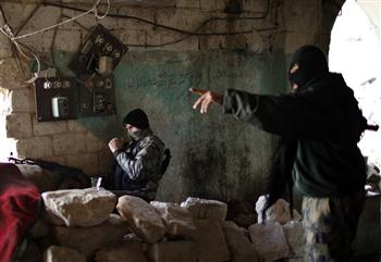 Photo of Syria Militants Destroy Religious Sites: HRW