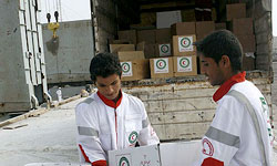 Photo of Iran Dispatches Humanitarian Aids to Syrian, Palestinian Refugees in Lebanon