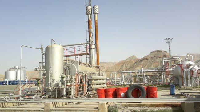 Photo of Iran says new shared oil, gas, reserves discovered