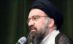 "Photo of Senior Cleric: Enemies Sanctions on Iranian Nation ""Futile"""
