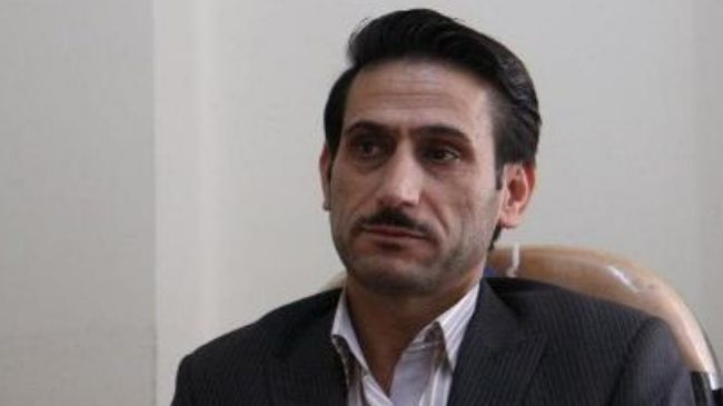 Iranian lawmaker Ahmad Shohani