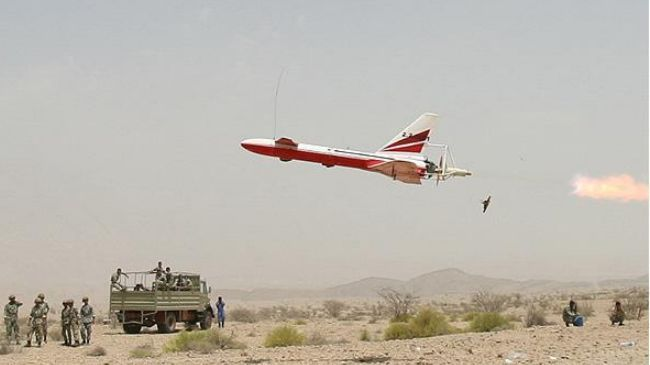 Iranian researchers produce new unmanned aerial vehicle