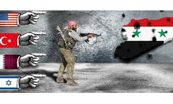 Israeli, Saudi, Turkish, Qatari Spies Operating in Syria