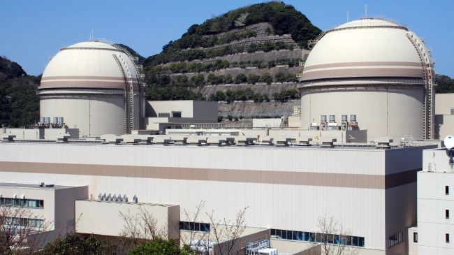 Japan reactors