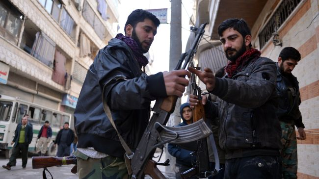Photo of US, West, Israel and puppets-backed terrorists in Syria intensify attacks on Kurds