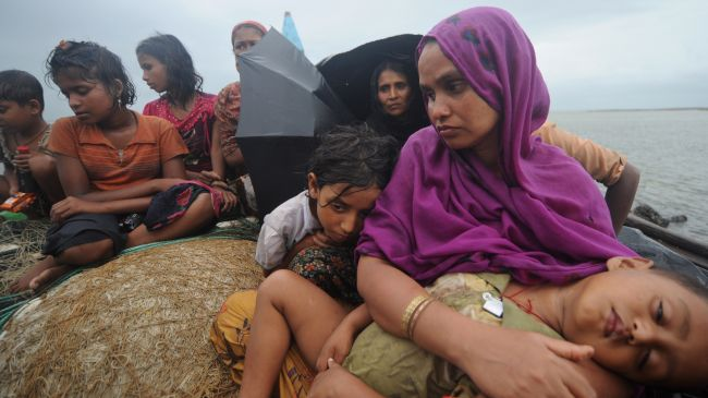 Photo of 13,000 people mostly Rohingyas fled Myanmar by boat in 2012: UN