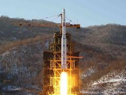 """Photo of North Korea: Nuclear Test """"People's Demand"""""""