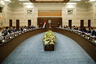 Syrian-Cabinet