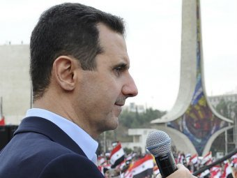 Photo of Visitors of al-Assad President talk about points of the strength speech