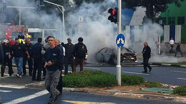 Photo of Blast near Israel ministry injures several people