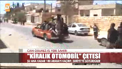Photo of Video- Turkish People Cars are stolen then given to the terrorists in Syria