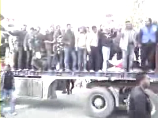 Photo of Video- Harsh slap in the face of ones saying Assad lost support of Syrians