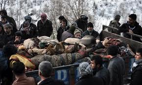 Photo of Turkish Gov't try to legitimize its Uludere massacre Dec. 28, 2011