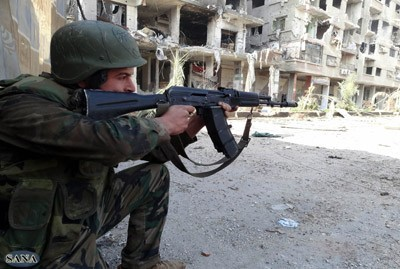Photo of Syrian Army Inflicts Heavy Losses upon Terrorists in Several Provinces