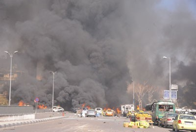 Photo of Wide Condemnations of the Terrorist Explosion of Damascus
