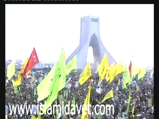 Photo of Video- 10 Feb. Rallies for Glorious Islamic Revolution