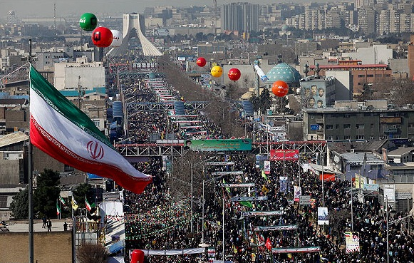Photo of 34th Anniversary of Glorious Islamic Revolution Victory