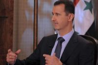 Photo of President Assad stresses the terrorists role for Syria violence