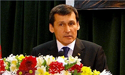 Photo of Turkmen FM: Turkmenistan Determined to Improve All-Out Ties with Iran