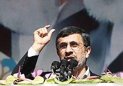 Photo of Ahmadinejad addresses Bahman 22nd parade