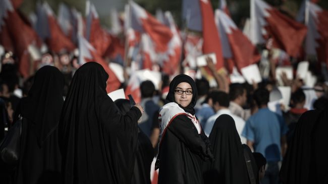 Bahrain opposition urges forming transitional government