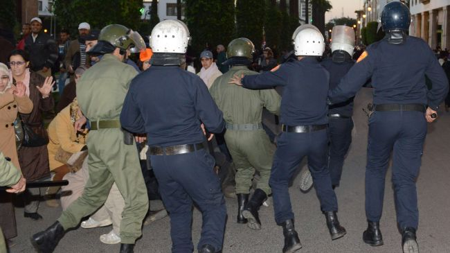 Photo of Moroccan protesters get jail terms