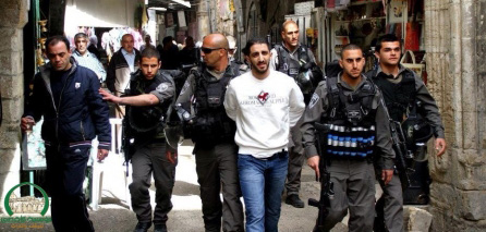 Photo of Slaughterer Israel Forces Attack, Kidnap, Several Palestinians In Jerusalem
