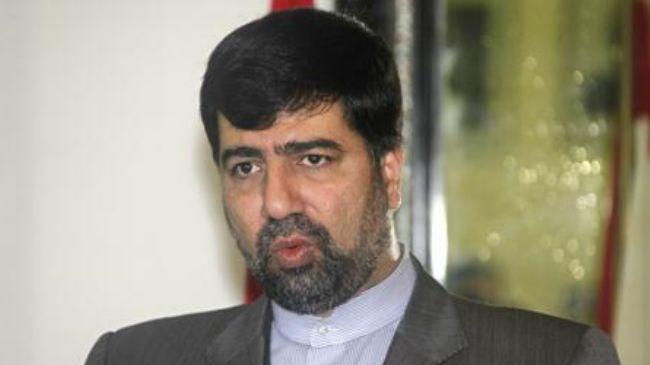 Iran's Ambassador to Lebanon Ghazanfar Roknabadi
