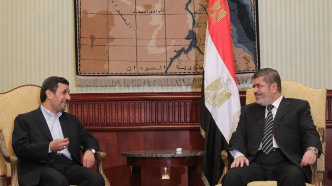Iran urges Egypt for united front in region