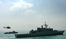 Iranian Fleet of Warships to Cross Strait of Malacca