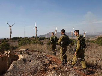 Photo of Zionist Israel to reach an agreement with the armed groups at Golan borders