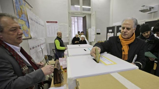 Photo of Italy holds second day of parliamentary elections