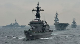 Japan's allegations on Chinese frigate