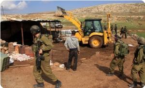 New Israeli demolition campaign in Negev