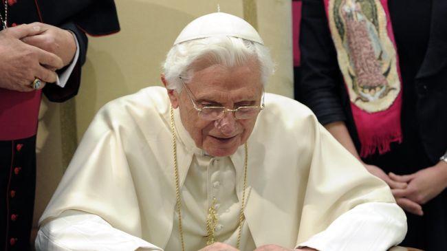 Pope resignation