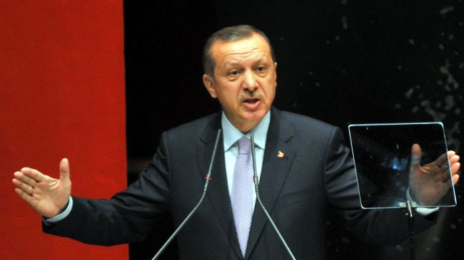 Turkey for crackdown on journalists