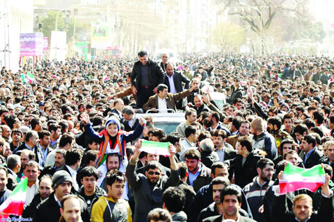 Photo of Iranian nation will not give up against the imposed sanctions