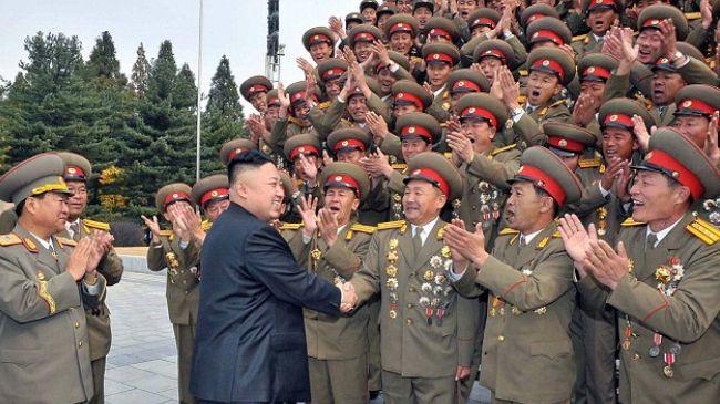 Photo of US officials last year secretly visited N Korea