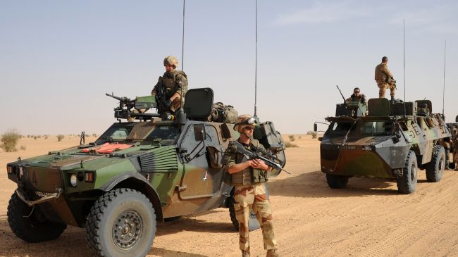 military mission in Mali