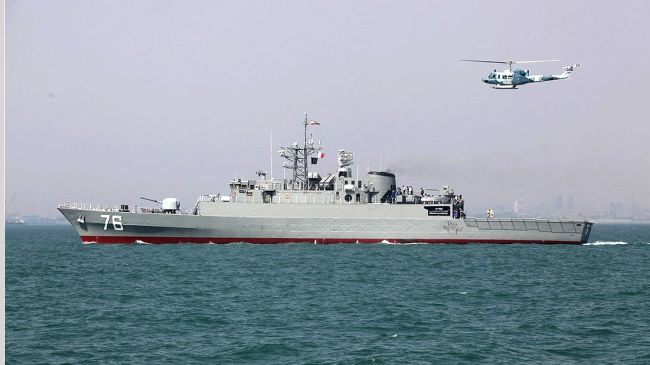 Photo of Iranian warships to dock at Chinese ports: Navy cmdr.