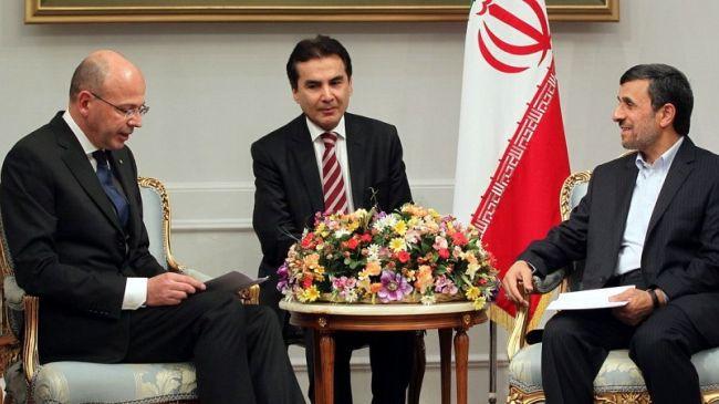 Photo of Just, fair talks key to solving international problems: Ahmadinejad
