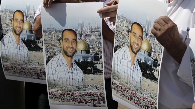 Photo of EU voices concern about condition of Palestinian prisoners